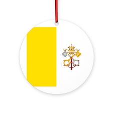 Cool Catholicity Ornament (Round)