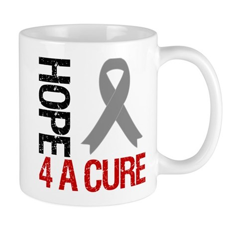 Brain Cancer Hope4ACure Mug