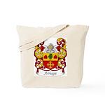 Arriaga Family Crest Tote Bag