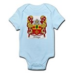 Arriaga Family Crest Infant Creeper