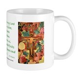 Saint Francis Leaves Mug