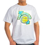 Los Angeles Basketball T-Shirt