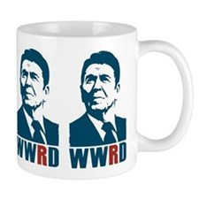 WWRD - What Would Reagan Do? Coffee Coffee Mug