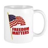 Freedom Matters Mug