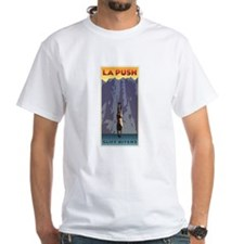 Art Deco La Push Cliff Divers Shirt