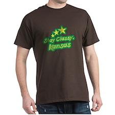 Stay Classy, Kansas T-Shirt