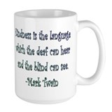 Mark Twain quote Coffee Mug