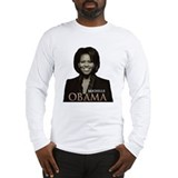 Michelle Obama Long Sleeve T-Shirt