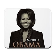 Michelle Obama Mousepad