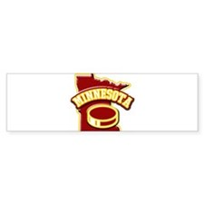 Minnesota Hockey Bumper Sticker (10 pk)