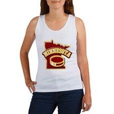 Minnesota Hockey Women's Tank Top