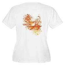 Orange Creative Chakra! T-Shirt