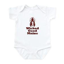 Wicked Good Maine Infant Bodysuit