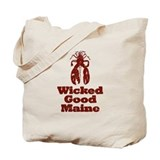 Wicked Good Maine Tote Bag