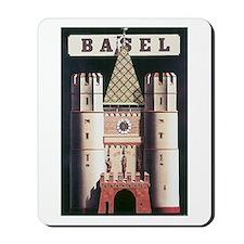 Basel Switzerland Mousepad