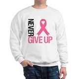 NeverGiveUp Breast Cancer Sweater