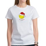Cute Christmas tennis Tee
