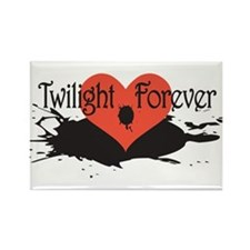 Twilight Movie Fan Rectangle Magnet (100 pack)