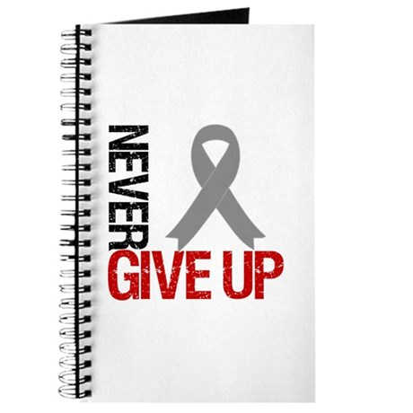 NeverGiveUp Brain Cancer Journal