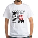 I Wear Grey (Wife) Shirt