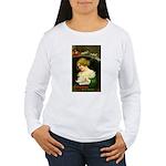 Christmas Hopes Women's Long Sleeve T-Shirt