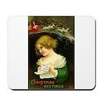 Christmas Hopes Mousepad