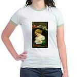 Christmas Hopes Jr. Ringer T-Shirt