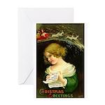 Christmas Hopes Greeting Card