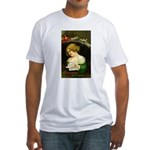 Christmas Hopes Fitted T-Shirt