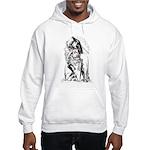 Templar Defending Hooded Sweatshirt