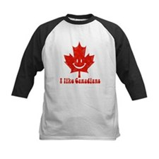 I Like Canadians Tee