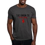 In My Blood (Tae Kwon Do) Dark T-Shirt