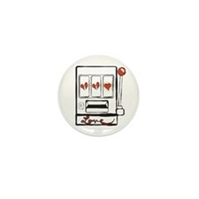 Unique Alina Mini Button (10 pack)