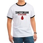 In My Blood (Shotokan) Ringer T