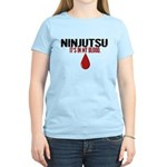In My Blood (Ninjutsu) Women's Light T-Shirt