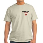 In My Blood (Ninjutsu) Light T-Shirt