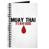 In My Blood (Muay Thai) Journal