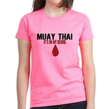 In My Blood (Muay Thai) Tee