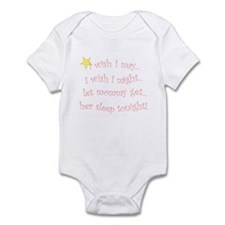 Wish I May...Wish I might.. Onsie Infant Bodysuit