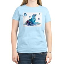 Sea Lion Art T-Shirt