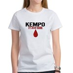 In My Blood (Kempo) Women's T-Shirt