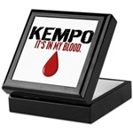 In My Blood (Kempo) Keepsake Box