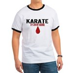 In My Blood (Karate) Ringer T