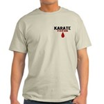In My Blood (Karate) Light T-Shirt