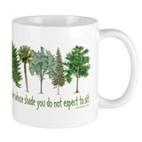 Plant a Tree Coffee Mug