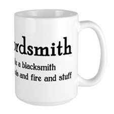 Wordsmith Coffee Mug