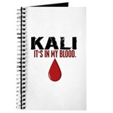 In My Blood (Kali) Journal