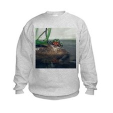 fire-bellied toad Sweatshirt