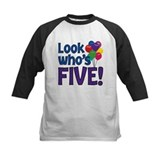 LOOK WHO'S FIVE! Tee