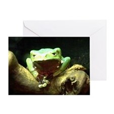 giant monkey frog Greeting Card